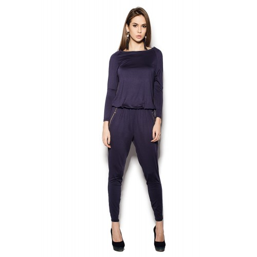 "JUMPSUIT ""AXEL"" DARK BLUE"