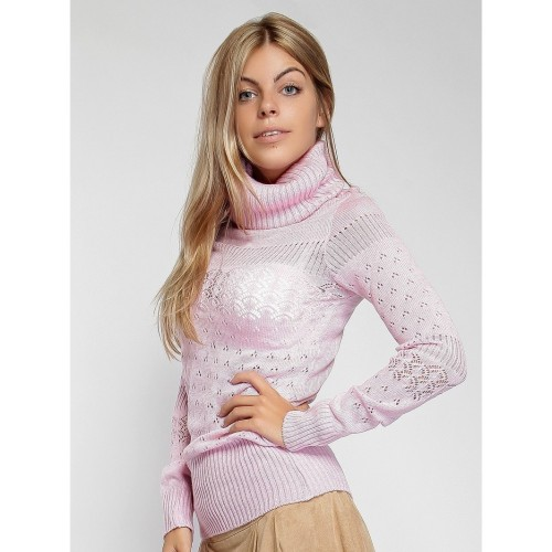"SWEATER ""IN CITY"" PINK"