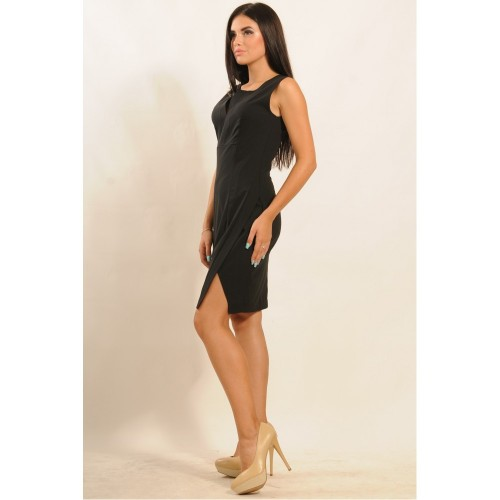 "DRESS ""AVENUE"" BLACK"