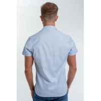 MEN'S SHIRT LIGHT BLUE