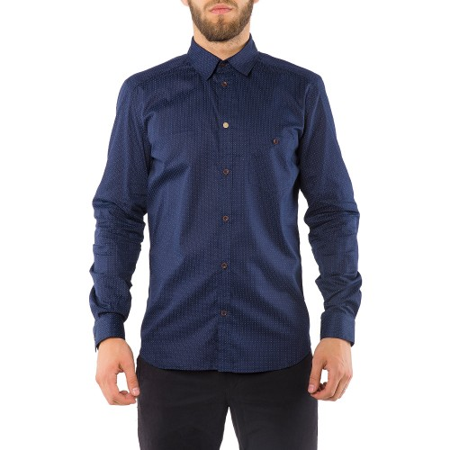 "SHIRT ""BOND"" DARK BLUE"