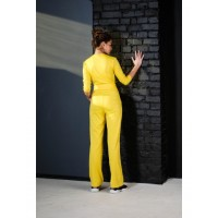 "JUMPSUIT ""JHIVA"" YELLOW"